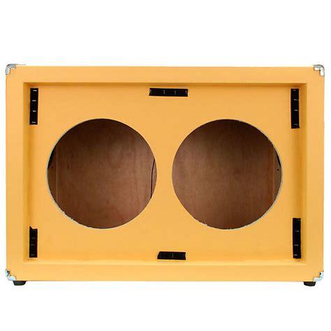 empty guitar speaker cabinets empty guitar speaker cabinet 2x12 cab 212 orange tolex
