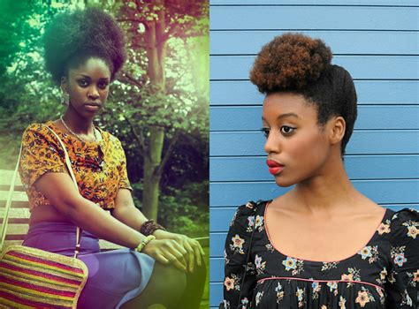 Afro Puff Hairstyles by Astounding Black Afro Puffs You To Try