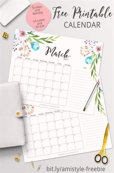 ideas calendar march pinterest monthly