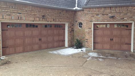 Garage Door Accents Of Fame Plano Overhead Door