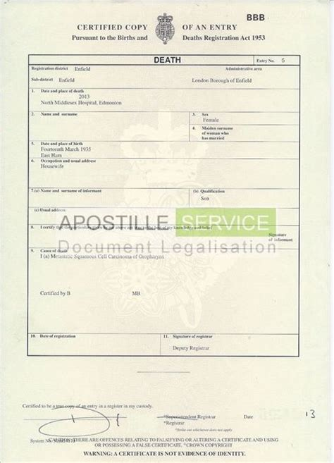 uk birth certificate template certificate sle uk choice image certificate