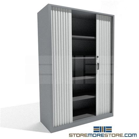 Partition Height End Tab Filing Cabinet Locking Office