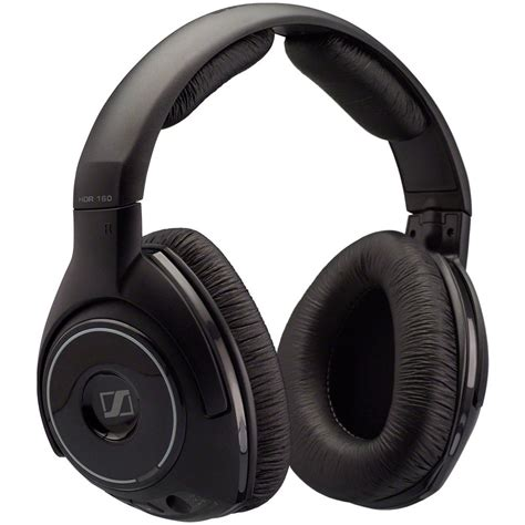 Headphone Wireless Sennheiser sennheiser hdr160 digital wireless receiver headphone hdr160 b h