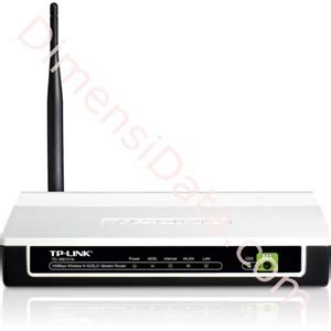 Harga Tp Link Router jual wireless router tp link td w8151n harga murah