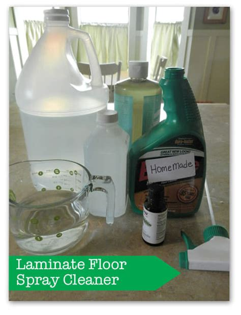 Floor Cleaner Recipe by Laminate Floor Spray Cleaning Recipe