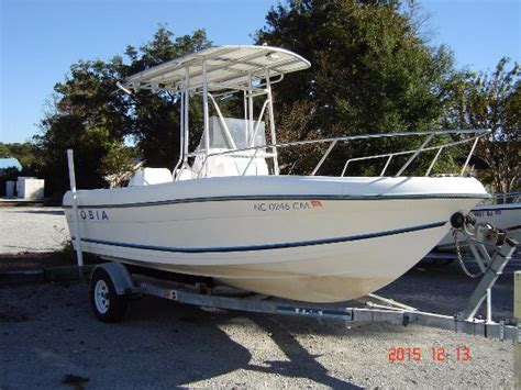 cobia boats for sale in nc 1995 cobia 18 cc 18 foot 1995 boat in morehead city nc