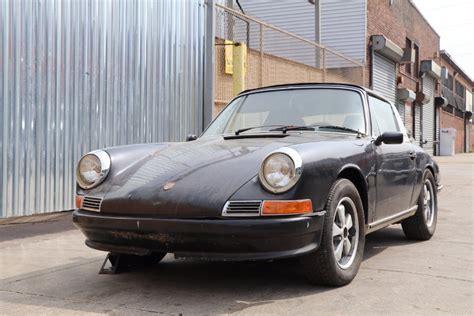 Porsche 912 Widebody by 1968 Porsche 912 Soft Window Targa Stock 21787 For Sale