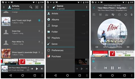 best android audio player best players for your android device the android soul