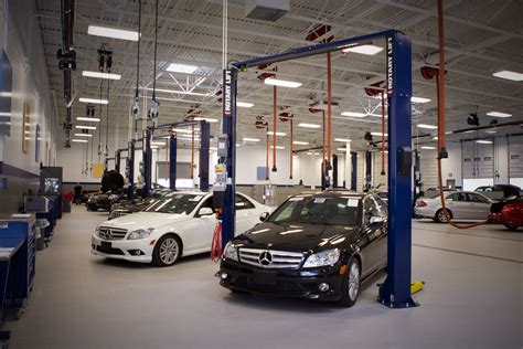 Service Center Mercedes by Mercedes Diagnostics Repair Calgary S Independent