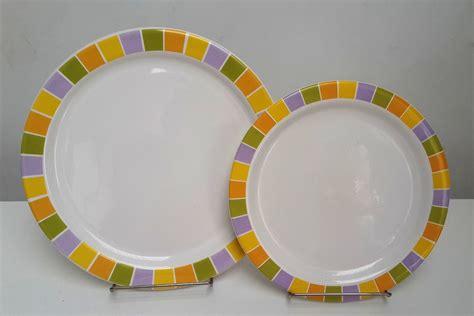 platos cuadrados de porcelana ceramica platos pulgadas plato hondo de porcelana plato