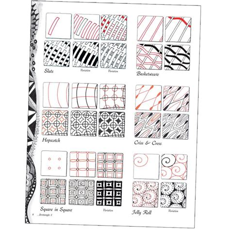 pattern play zentangle book 2440 best zentangle for beginners images on pinterest