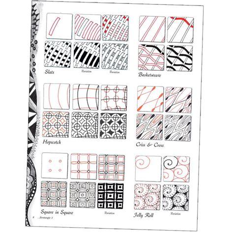 zentangle pattern meer 55 best zentangles images on pinterest zentangle