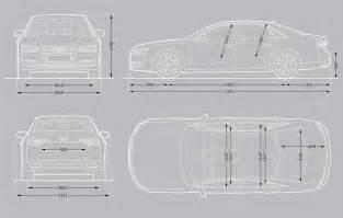 Audi Dimensions Audi A8 Audi Uk