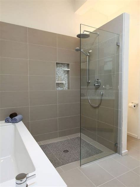 Bathroom Showers Without Doors The World S Catalog Of Ideas