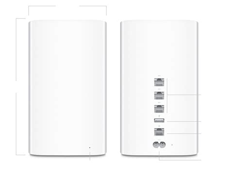 apple extreme mac airport extreme technical specifications apple