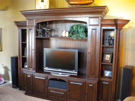 woodwork build wood entertainment center  plans