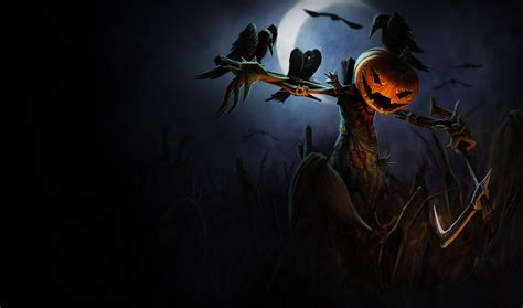 Fiddlesticks League Of Legends fiddlesticks wallpaper and background 1900x1121 id 381860