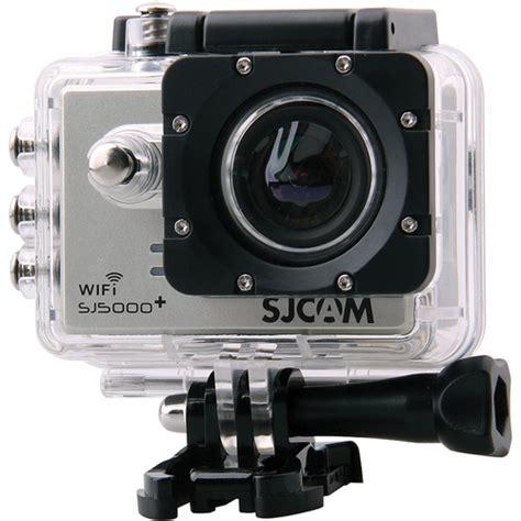 sjcam sj5000 plus hd with wi fi silver sj5000ps