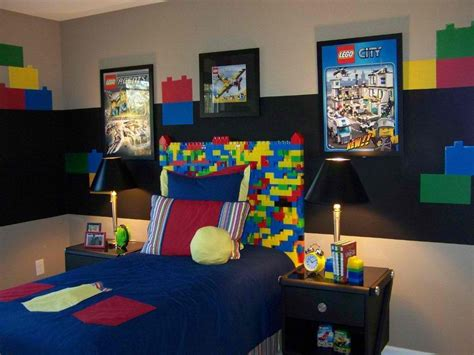 Lego Bedroom Decor | lego room project nursery
