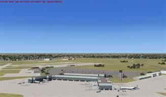 Car Rental Airport Wichita Ks Wichita Mid Continent Airport Scenery For Fsx
