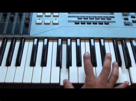 tutorial piano vivir mi vida marc anthony vivir mi vida piano tutorial como tocar