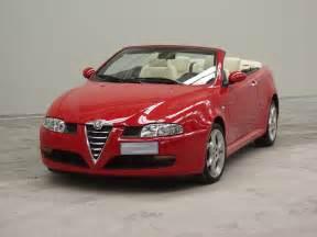 Alfa Romeo Cabriolet Alfa Romeo Gt Cabriolet Terza Parte