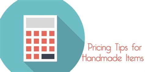 Pricing Handmade Items - pricing for time intensive handmade items handmadeology