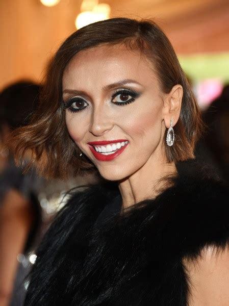 giuliana rancic hair line suzanne kalan designer jewelry fashion tips