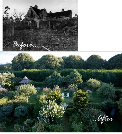 the real grey gardens before after