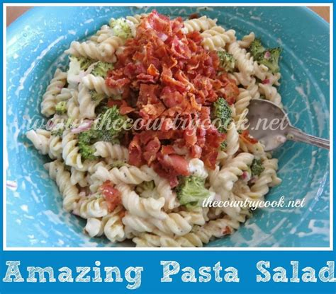 check out amazing pasta salad it s so easy to make