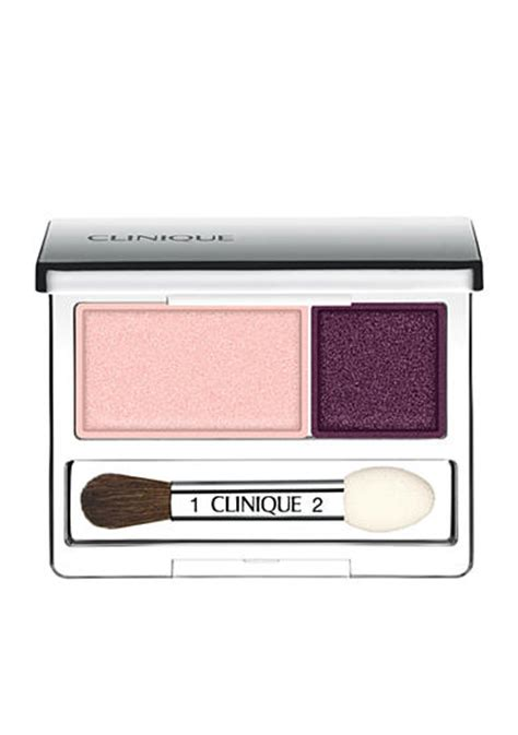Eyeshadow Clinique clinique all about shadows duo eye shadow belk