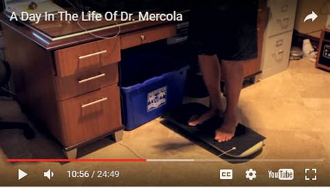 dr mercola uses earthing