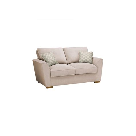 aero sofa bed nebraska 2 seater sofa bed with deluxe mattress in aero fawn