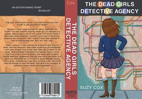 Dead Detective Agency dead detective agency by kaykedrawsthings on deviantart