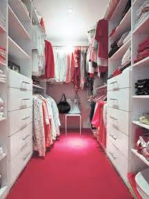 Most Beautiful Walk In Closets by Beautiful Walk In Closet With Pink Floor Interior Design