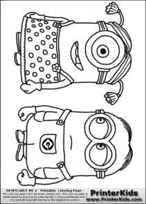 minion coloring pages pdf coloriage minions les beaux dessins de dessin anim 233 224