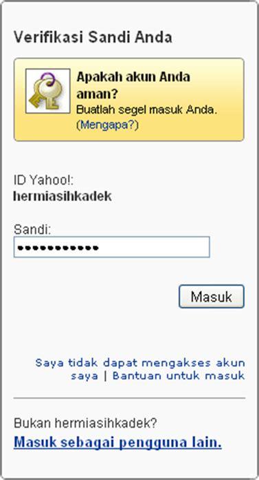email yahoo bahasa indonesia tutorial ilmu komputer mengubah bahasa pada yahoo mail
