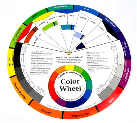 paint color mixing wheel ideas color wheel for mixing faux painting glaze and paint best 25