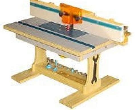build a router table with these free downloadable diy