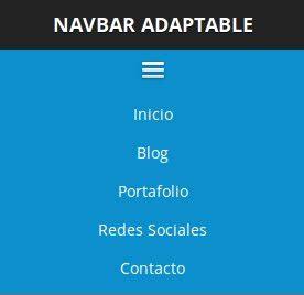 cabecera html5 barra de navegaci 243 n adaptable con media queries y js