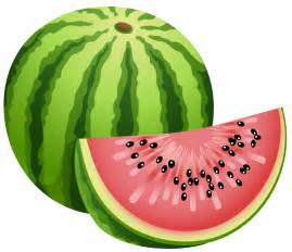 Image result for watermelon clip art
