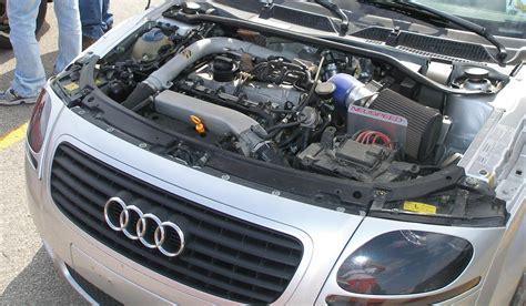 Audi Tt Motor by 2001 Audi Tt Quattro Couperacing Ready Racing Ready The