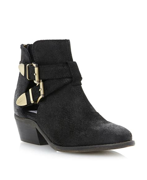 steve madden boots s ankle boots leather boots