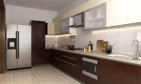 Modular Kitchens Design by Modular Style Kitchen Is The Most Efficient And