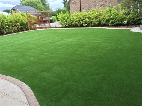 how to grow grass in backyard it s a garden of eden in yarm with fake grass lion lawns
