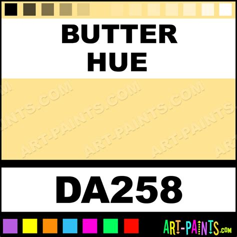 butter decoart acrylic paints da258 butter paint butter color americana decoart paint