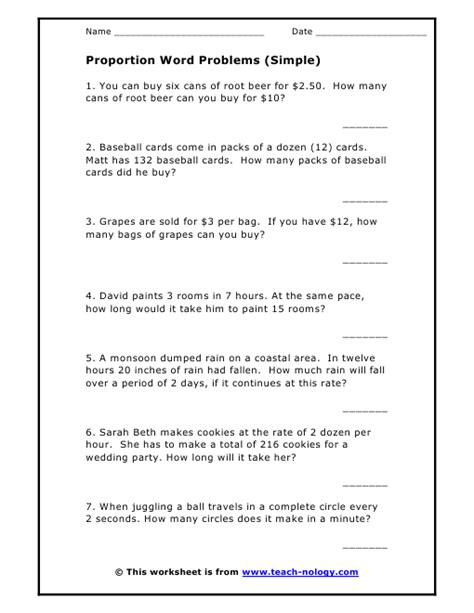 Proportions Word Problems Worksheet search results for proportion worksheets calendar 2015