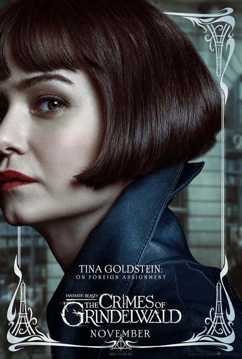tina in fantastic beasts fantastic beasts the crimes of grindelwald character