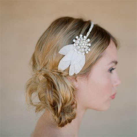 Vintage Wedding Hairstyles With A Headband by Wedding Hairstyles Headband Wedding S Style
