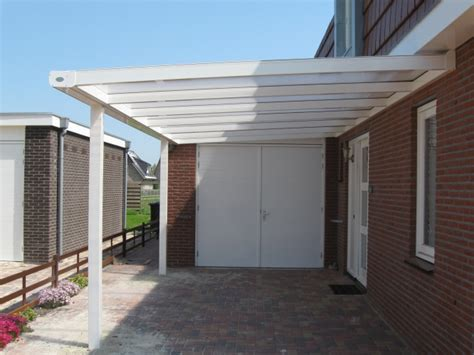 alu carport carports in friesland en noord nederland aluminium